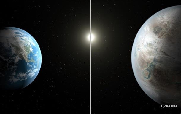 NASA відкрило дев ять потенційно населених екзопланет