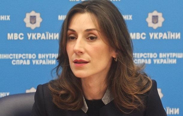Згуладзе йде з посади першого заступника Авакова
