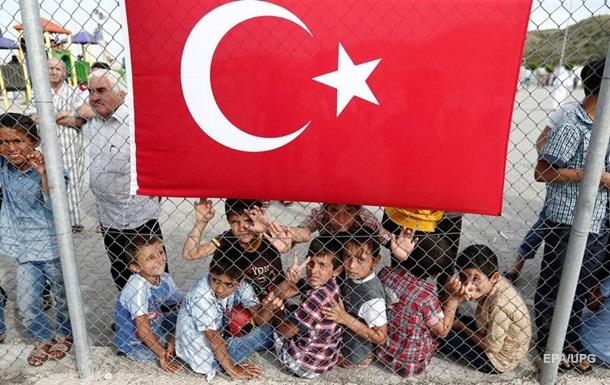 У Эрдогана пригрозили вернуть беженцев в ЕС