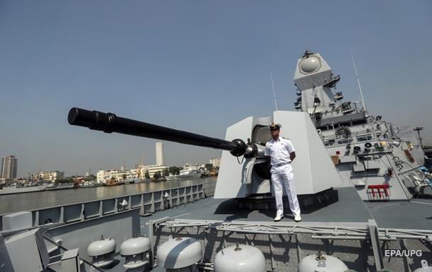 Україна переобладнає кораблі індійських ВМС