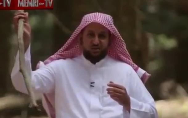 Саудівський лікар розповів, як потрібно бити дружин