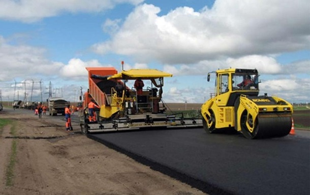 На строительство автодороги Одесса–Рени выделили 134 миллиона