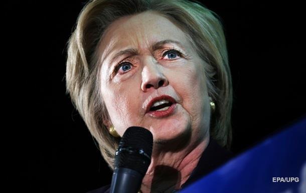 Клінтон хоче проголосити Вашингтон 51-м штатом