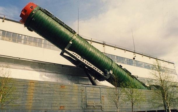 У Росії створюють  ракетний поїзд  - ЗМІ