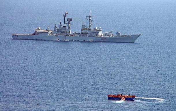 У Середземному морі врятували 800 біженців