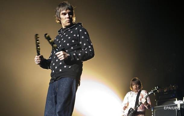 Группа Stone Roses выпустила первый с 1995 года сингл