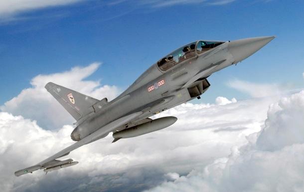 Британія заявила про перехоплення літаків РФ в Балтії