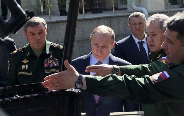 Кремль розповів про відірвану при Путіні ручку