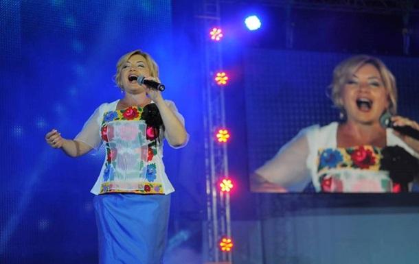 Певица Билозир снова стала народным депутатом