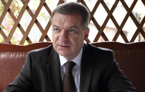 У  діамантового  екс-прокурора Корнійця струс мозку