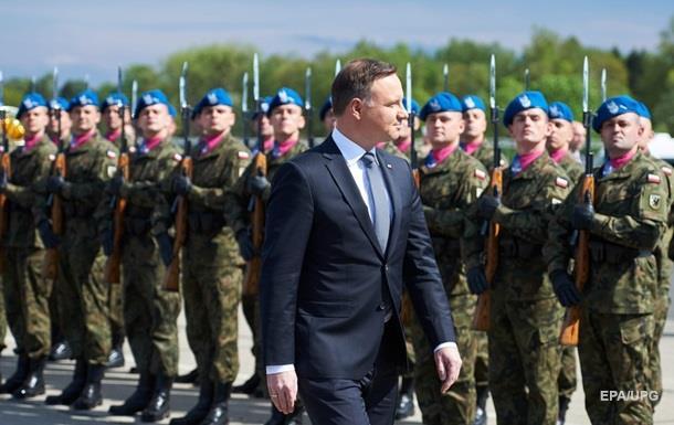 Президент Польщі: База ПРО США нікому не загрожує