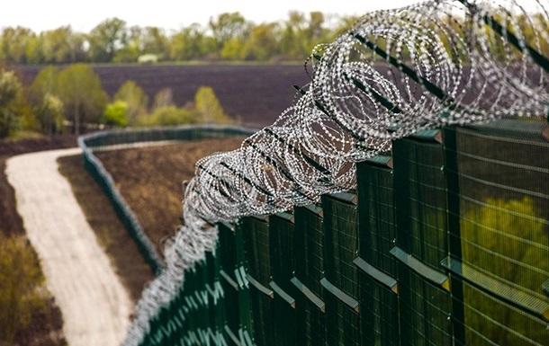 У Луганській області почалося будівництво  Стіни