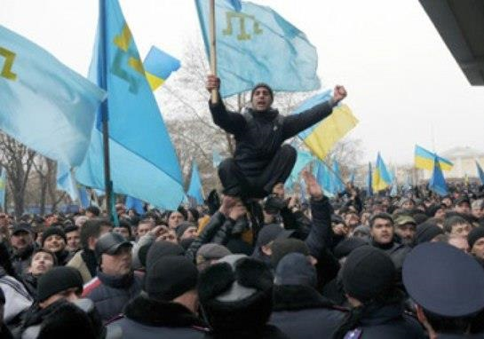 Крымские татары готовят масштабный Майдан 18 мая