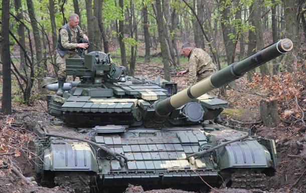 Сутки в АТО: обострилась ситуация под Донецком