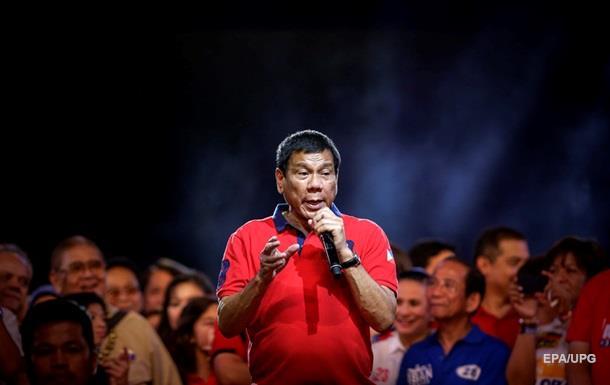 На Філіппінах можуть повернути смертну кару