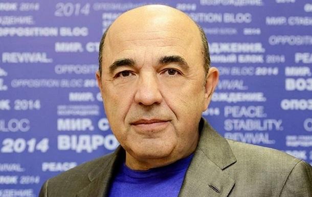 Рабинович поддержал особый статус Харьковской области