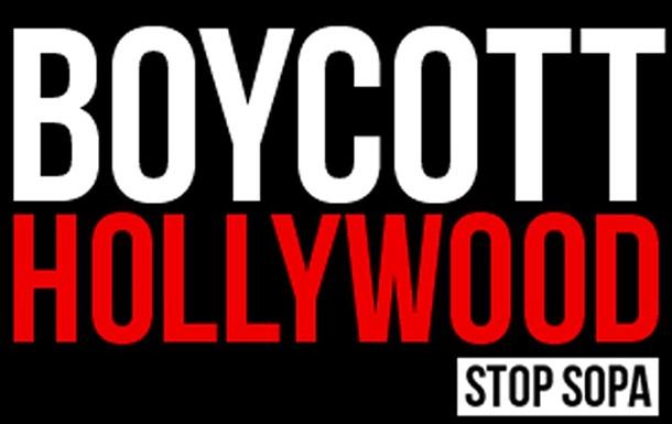 Голлівуд блокує інтернет? Будемо блокувати Голлівуд!