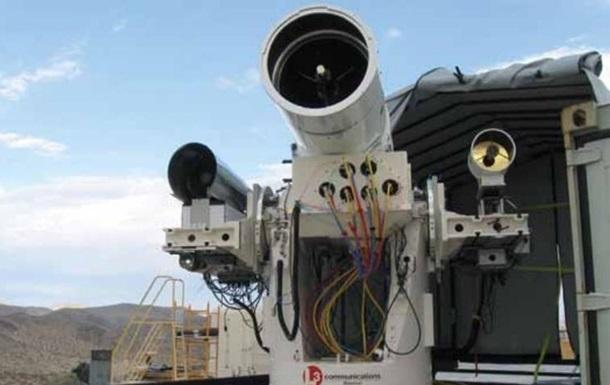 Американские военные испытали лазерную пушку