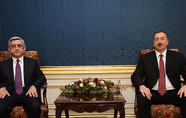 Вірменія та Азербайджан домовилися дотримуватися перемир я в Карабаху