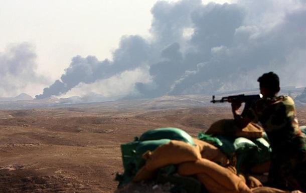 Пентагон: ІД втратила майже половину захоплених територій в Іраку