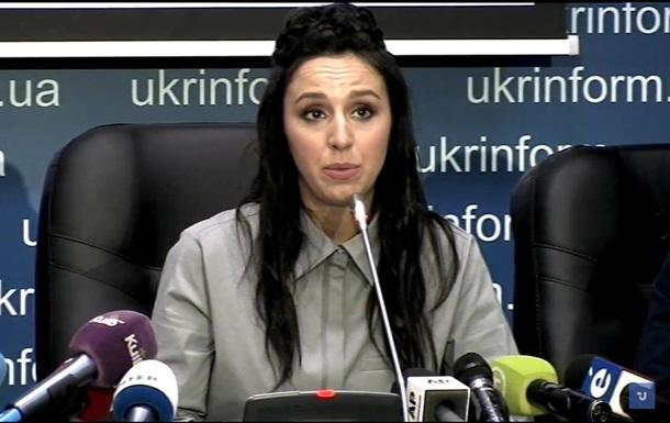 Джамала відмовилася від громадянства Росії