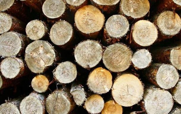 Заборона експорту деревини гальмує транші від ЄС