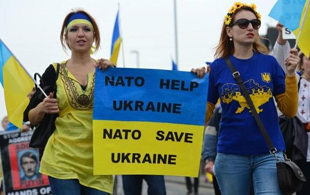 НАТО как Линия судьбы Украины