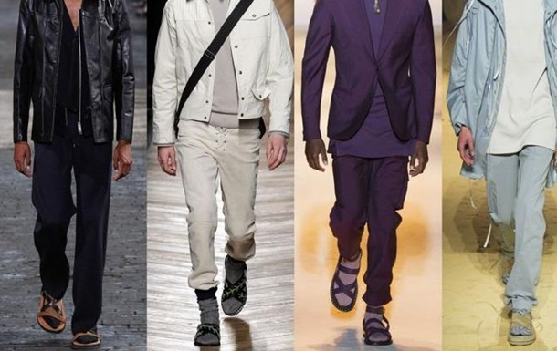 Мужская мода лето 2016