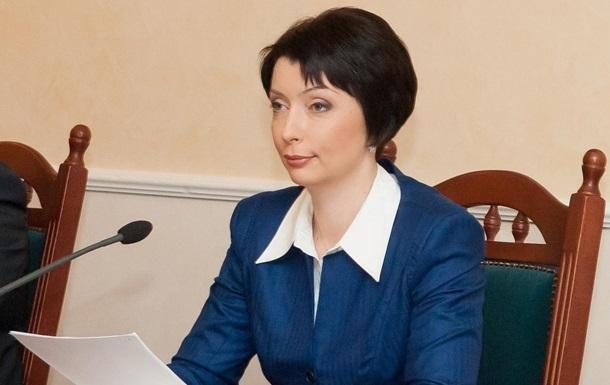 Лукаш подала в суд на ЄС через санкції