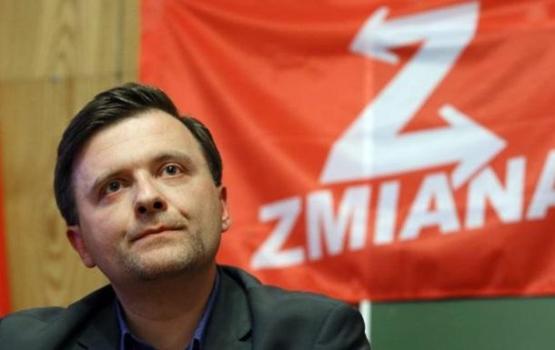 В Польше арестовали лидера пророссийской партии