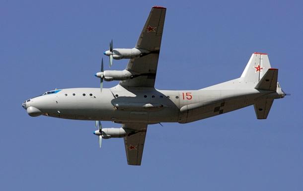 В Афганістані розбився вантажний літак