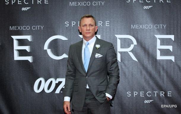 Деніел Крейг вирішив залишити роль Бонда - ЗМІ
