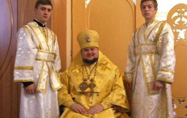 «Мукачівські патрульні затримали п'яного єпископа УПЦ КП»
