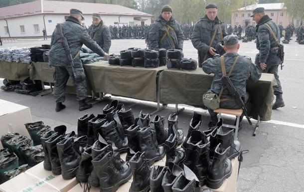 Скандал с питанием в армии: в Минобороны ответили Черновол