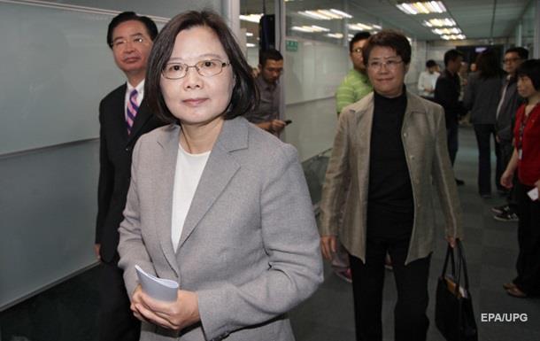В Тайване прошла инаугурация главы страны