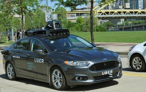 Компанія Uber представила безпілотне авто
