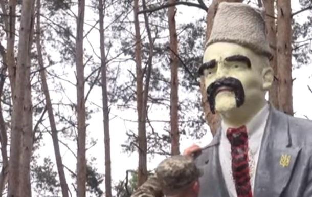 На Луганщині з Леніна зробили Шевченка