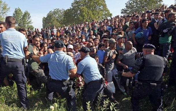 Иммиграция с Украины. Куда? И сколько...ИНФОГРАФИКА