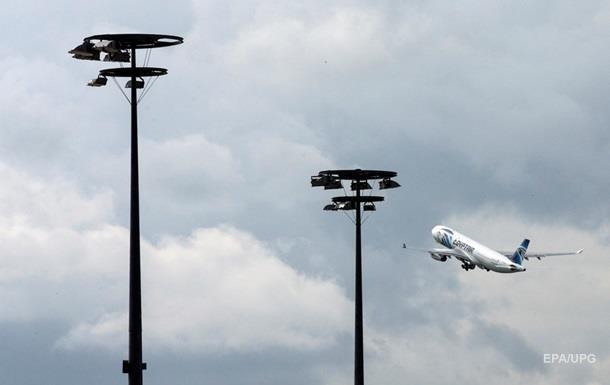 В самолете EgyptAir было задымление - СМИ