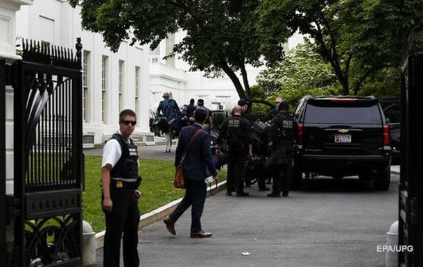 Встановлена особа з пістолетом біля Білого дому