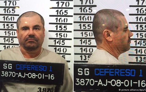 Мексика одобрила экстрадицию наркобарона  Коротышки