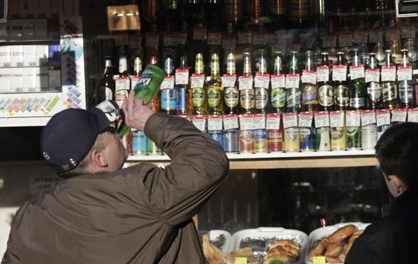 В РФ хотят запретить пиво в двухлитровых бутылках