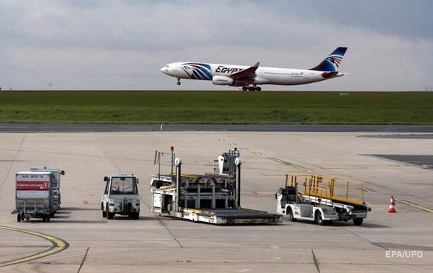 Обнародована запись переговоров экипажа EgyptAir
