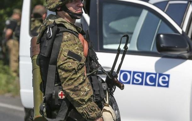 Зачем Порошенко полицейская миссия ОБСЕ?
