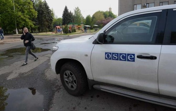 ОБСЕ: вооруженная миссия невыполнима