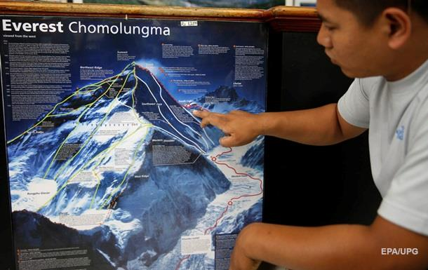 На Эвересте погиб индийский альпинист
