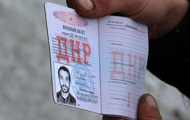 Документы «ДНР» признаны в России?