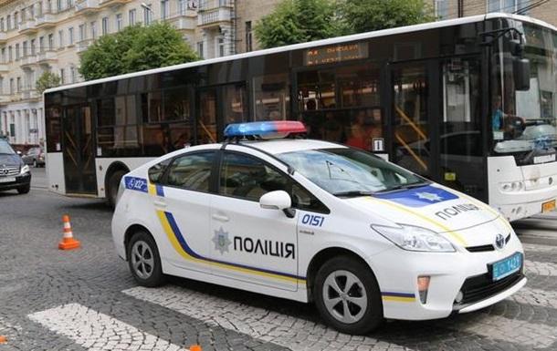 В Виннице копы сбили девушку на переходе