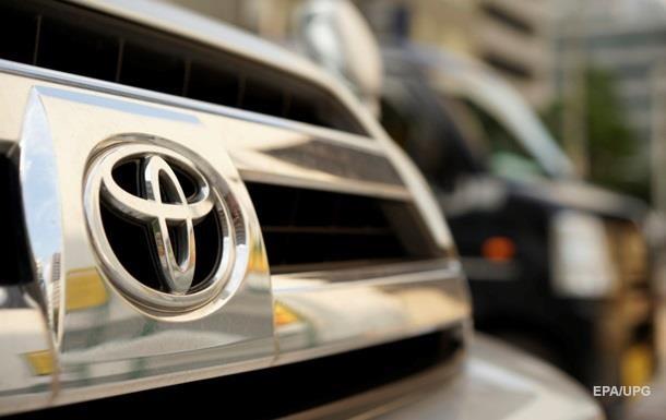 Toyota відкликає понад півтора мільйона авто у США