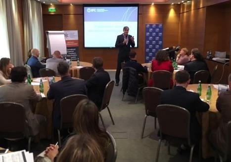 Украинских бизнесменов учили как правильно вести бизнес
